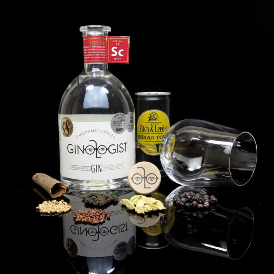 Ginologist Spice Gin – Recipe 03