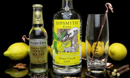 Sipsmith Lemon Drizzle im Review auf ginvasion.de