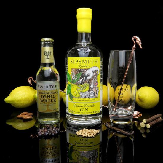 Sipsmith Lemon Drizzle