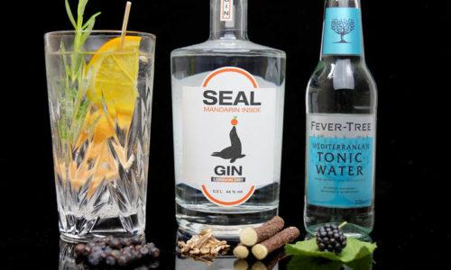 Seal Gin im Review auf ginvasion.de