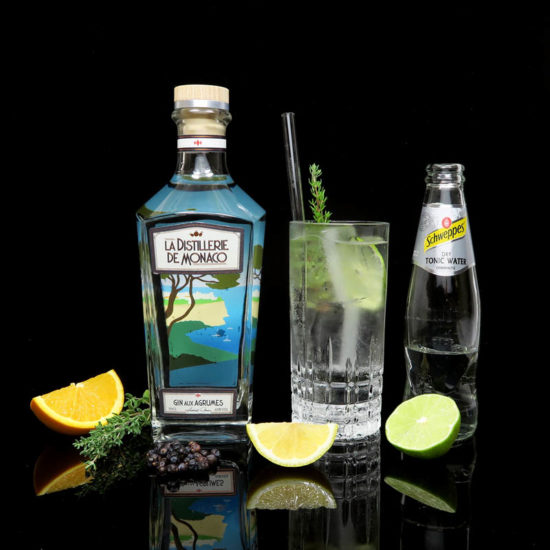 Gin Aux Agrumes