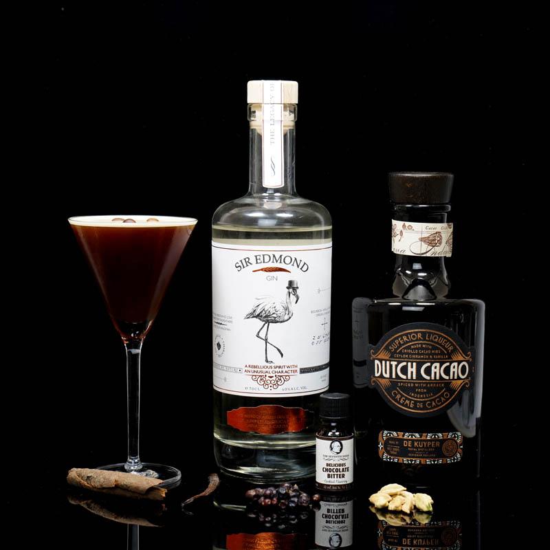 Sir Edmong Gin Espresso Martini