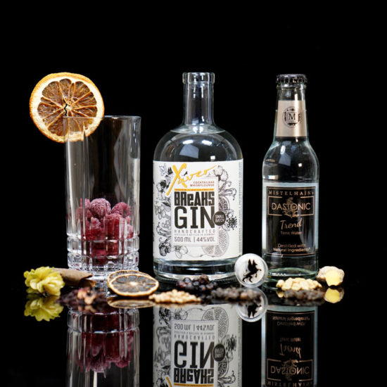 Xaver Lounge Gin – Breaks Edition