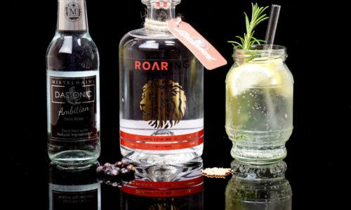 Der Roaring Gin im Review auf ginvasion.de