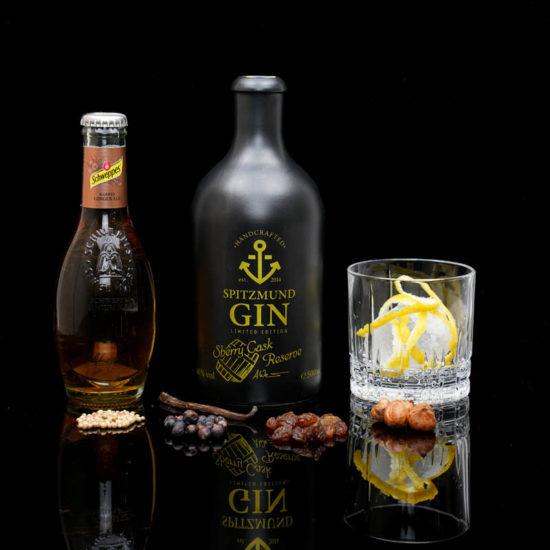 Spitzmund Sherry Cask Reserve Gin