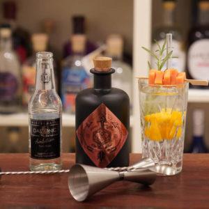 Der Gin Salvador im Review auf ginvasion.de