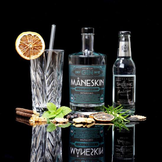 MÅNESKIN Dry Gin No.12
