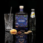 Der Six Dogs Blue Gin im Review auf ginvasion.de