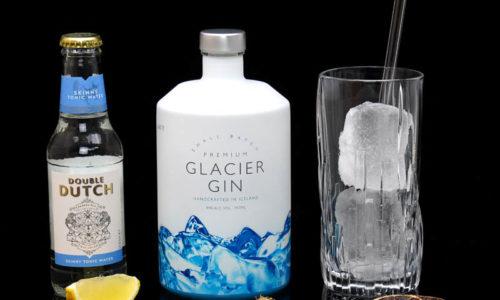 Der Glacier Gin im Review auf ginvasion.de