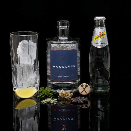 Woodland Navy Strength Gin