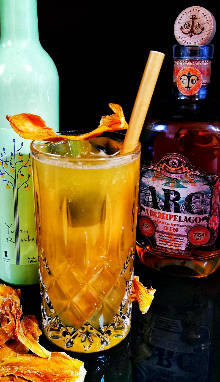 Der ARC Barrel Reserve Gin im Review auf ginvasion.de