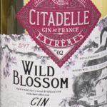 Der Citadelle Wild Blossom Gin im Review auf ginvasion.de
