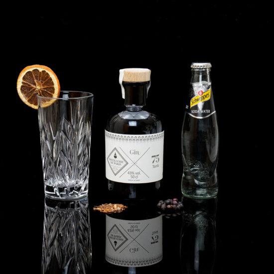 Gin Tonik – Distillerie de Paris