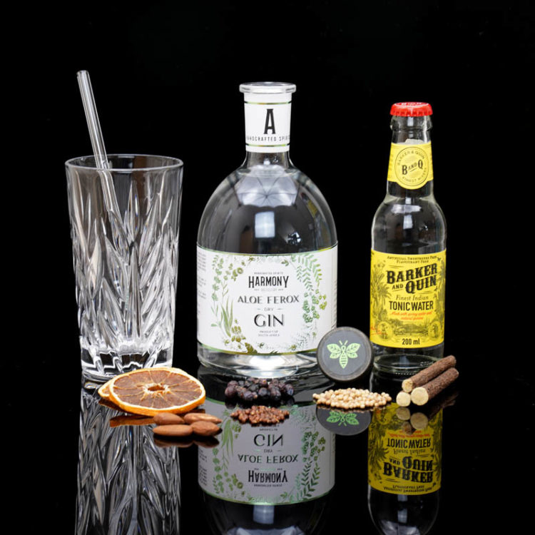 Der Harmony Aloe Ferox Gin im Review auf ginvasion.de