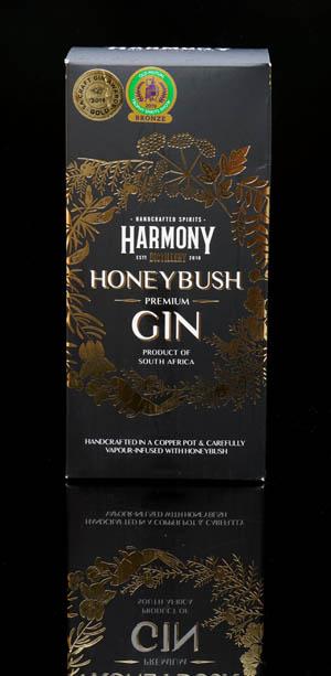 Der Harmony Honeybush Gin im Review auf ginvasion.de
