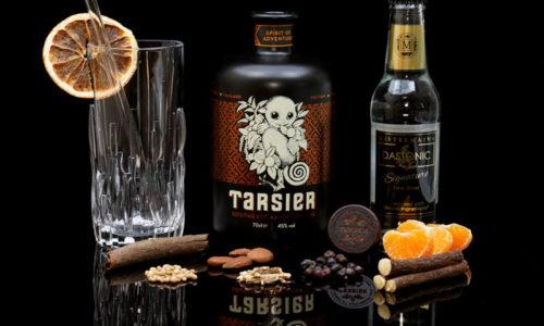 Der Tarsier Gin im Review auf ginvasion.de