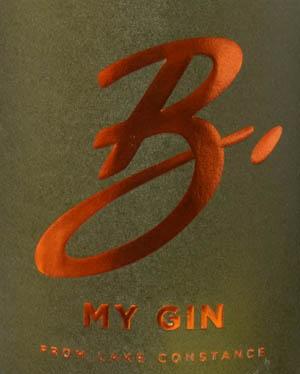 Der B. My Gin im Review auf ginvasion.de