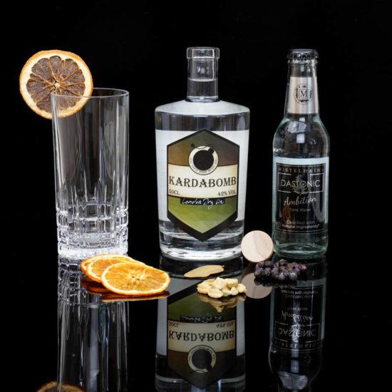 Kardabomb London Dry Gin