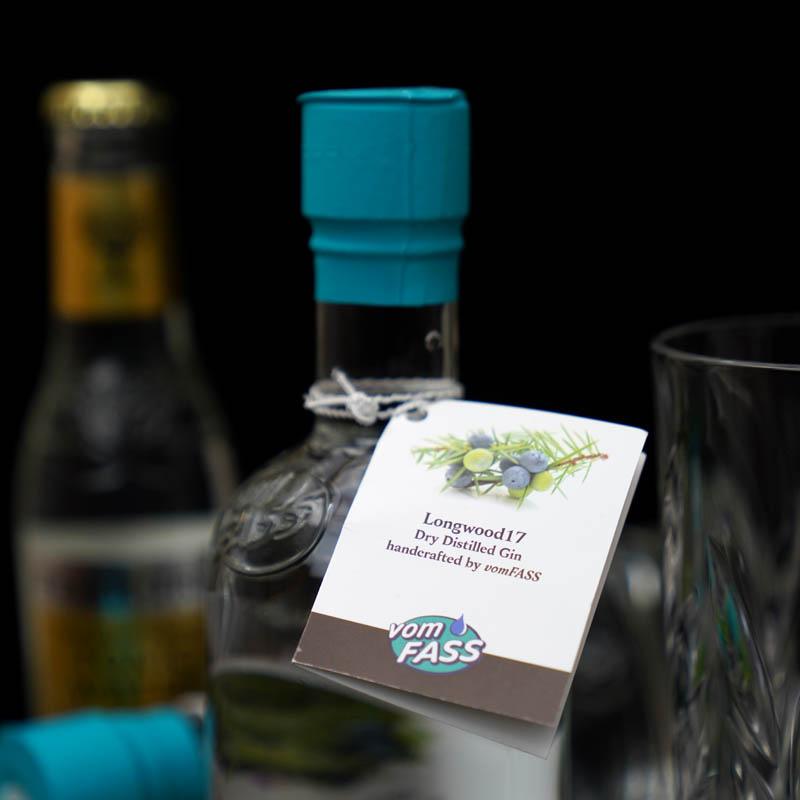 Der Longwood 17 Gin im Review auf ginvasion.de