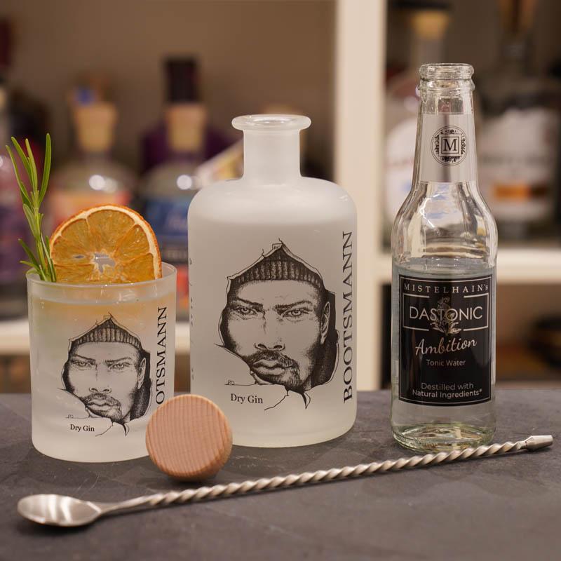 Der Bootsmann Dry Gin im Review auf ginvasion.de