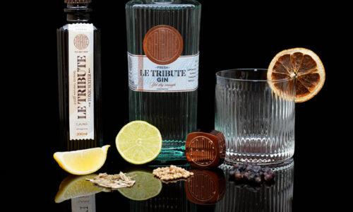 Der Le Tribute Gin im Review auf ginvasion.de